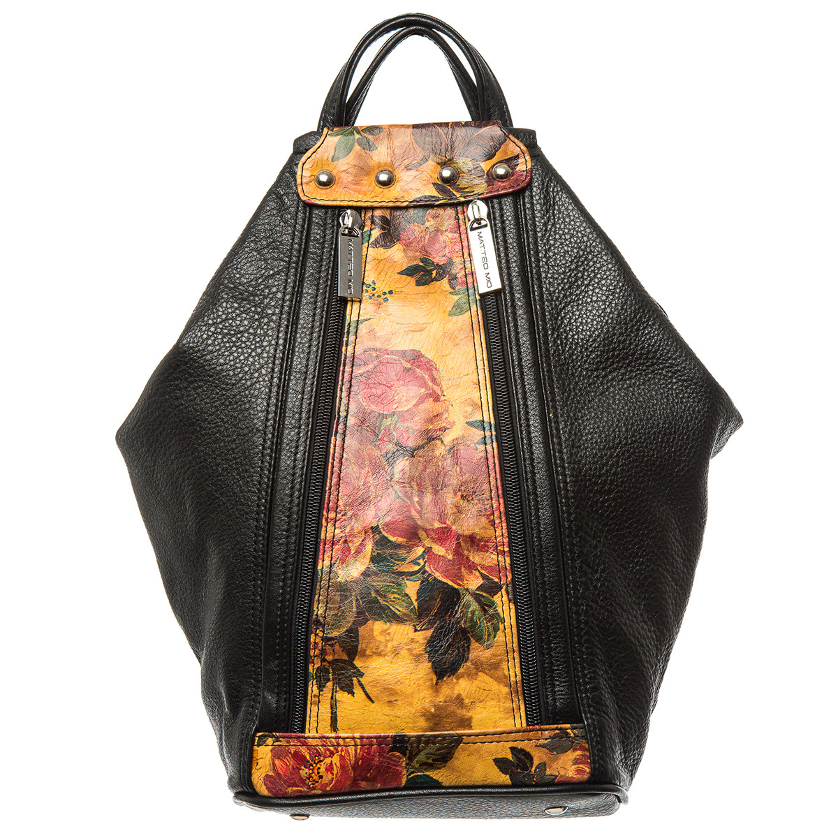 Mariano black and floral black